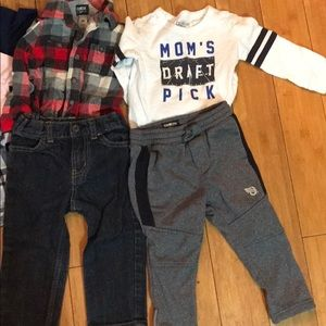OshKosh boys outfits